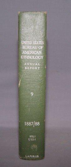 17: BUREAU OF AMERICAN ETHNOLOGY