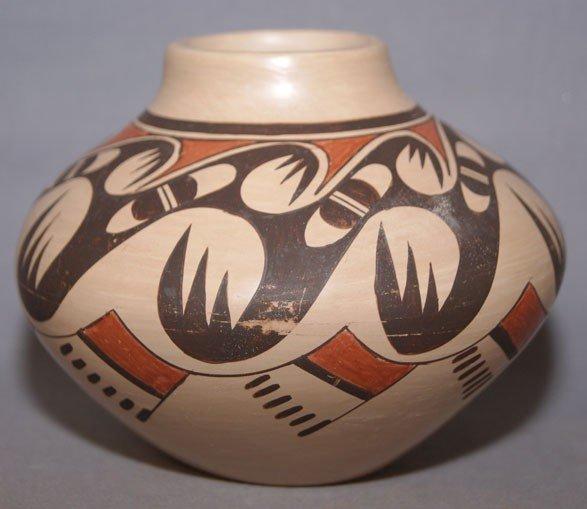 195: HOPI POTTERY JAR