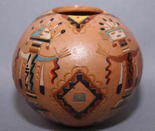 2: NAVAJO POTTERY SEED JAR