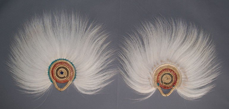 17: YUPIK DANCE FAN