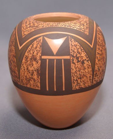 21: HOPI POTTERY JAR
