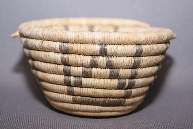2: HOPI BASKETRY BOWL