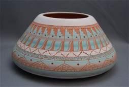 157: NAVAJO POTTERY JAR