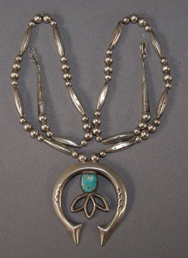 202: NAVAJO NECKLACE