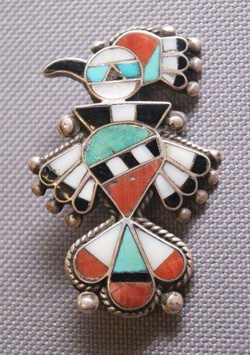 2: Zuni pin