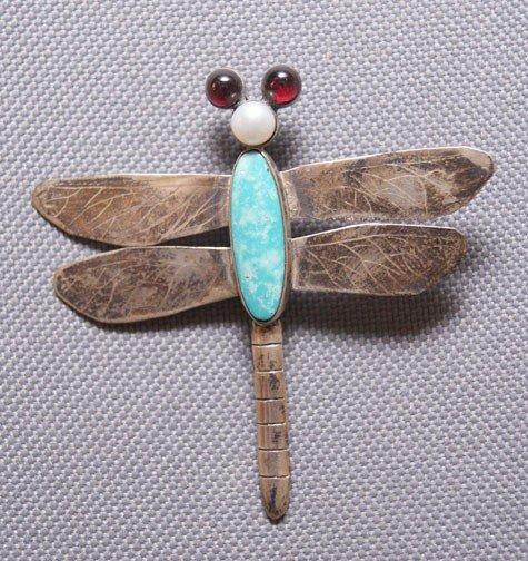 3: Navajo pin