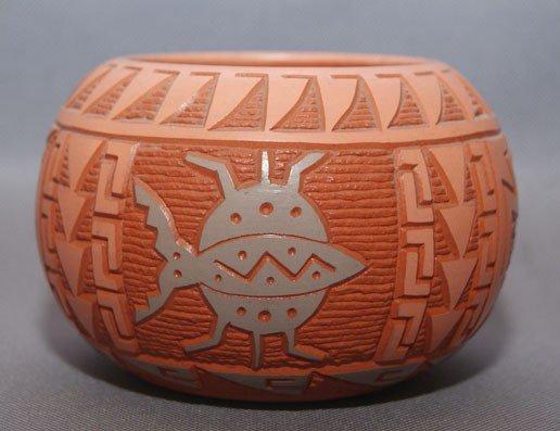 9: pottery bowl