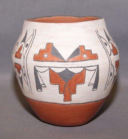 18: Santa Ana pottery jar