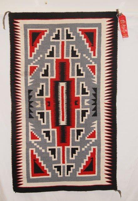 21: Navajo textile