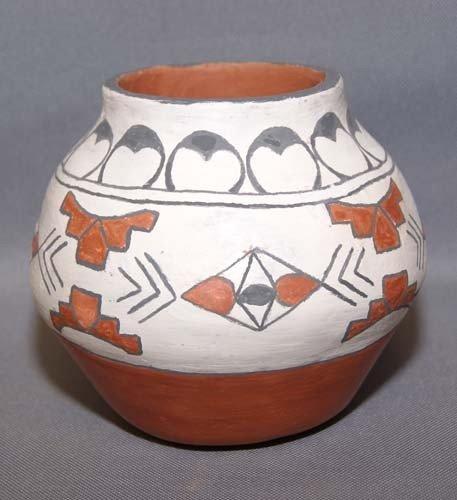 3: SANTA ANA POTTERY JAR