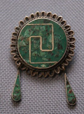 4: MEXICAN PIN/PENDANT