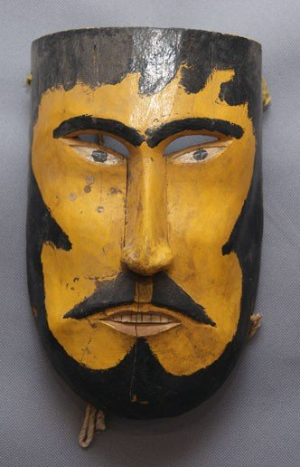 181: Mexican mask
