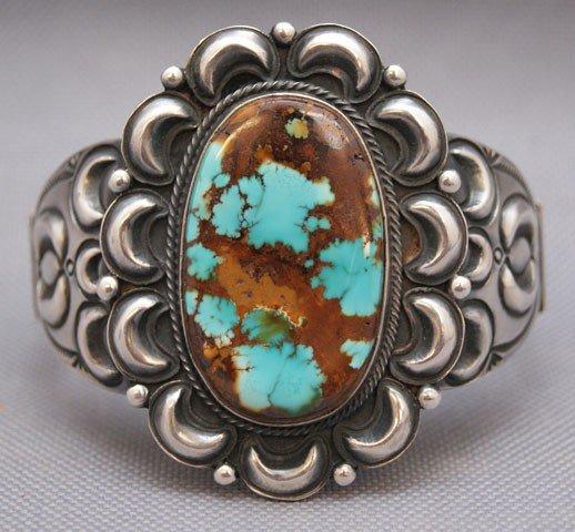 249: Navajo bracelet