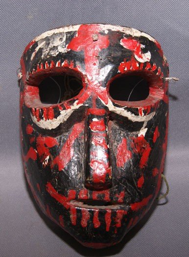 5: MEXICAN MASK