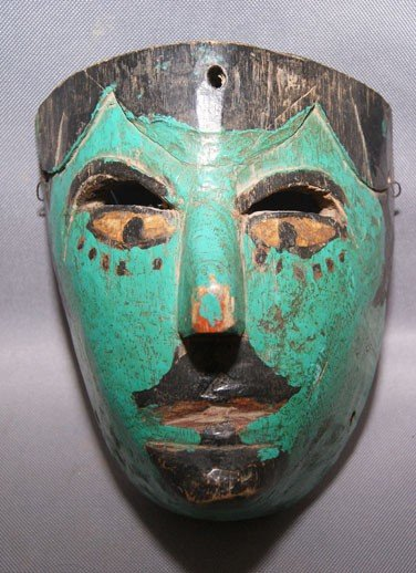 6: MEXICAN DANCE MASK