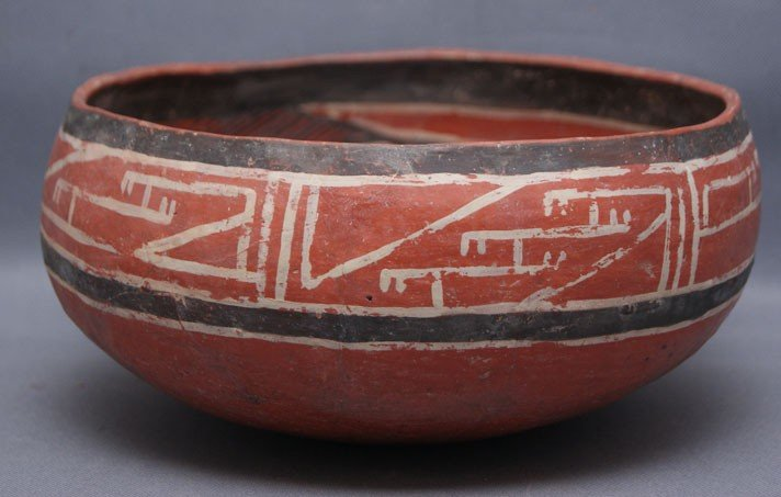 6: FOUR MILE RUIN POTTERY BOWLS