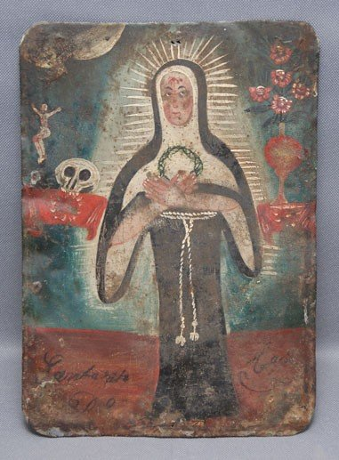 230: MEXICAN RETABLO