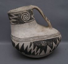 30: CHACO POTTERY DUCK EFFIGY