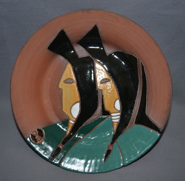 CREE/CHIPPEWA PLATE