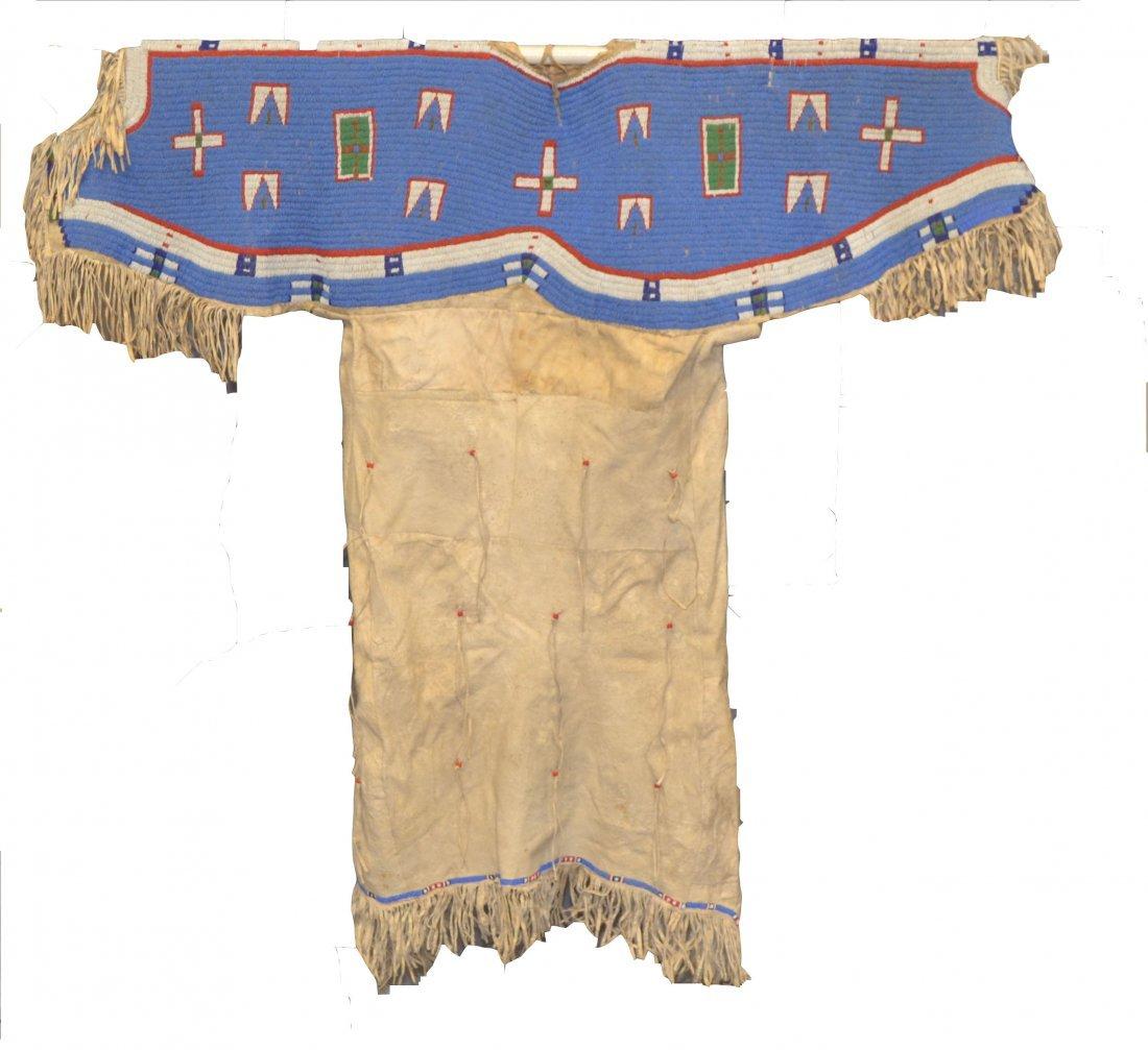 LAKOTA SIOUX DRESS