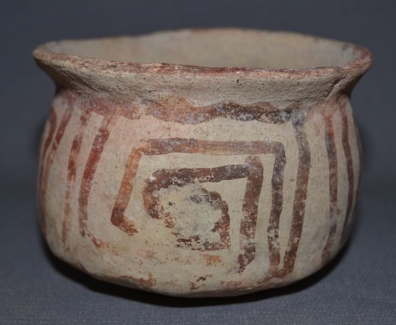 HOHOKAM POTTERY BOWL