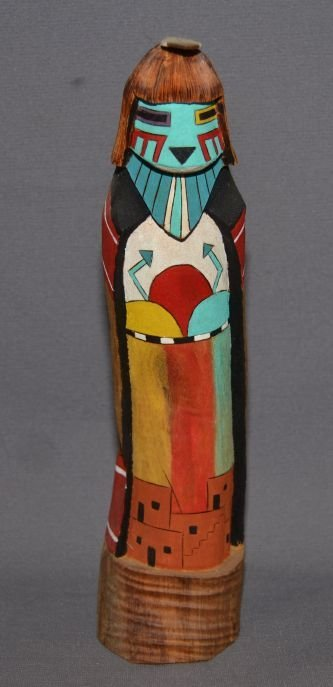 HOPI SCULPTURE DOLL