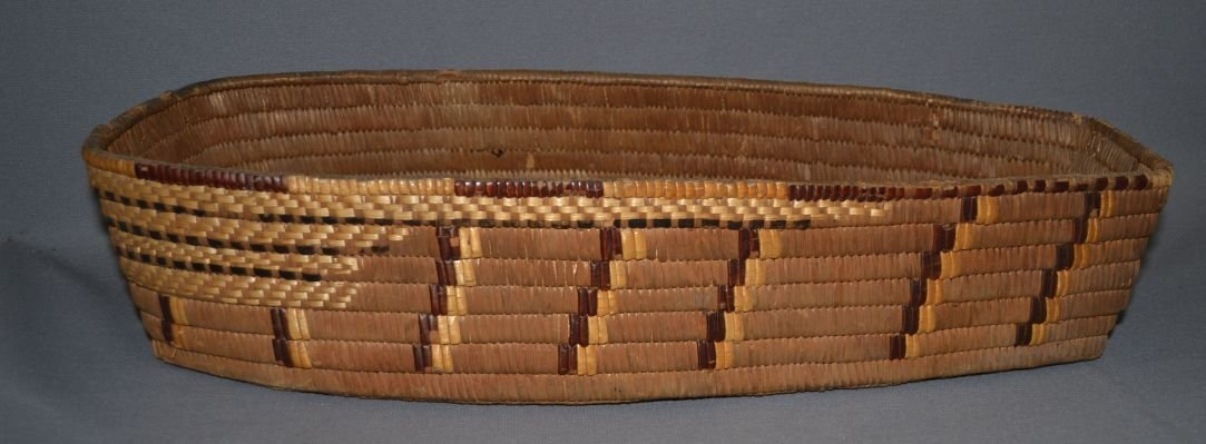 KLICKITAT BASKETRY CRADLE