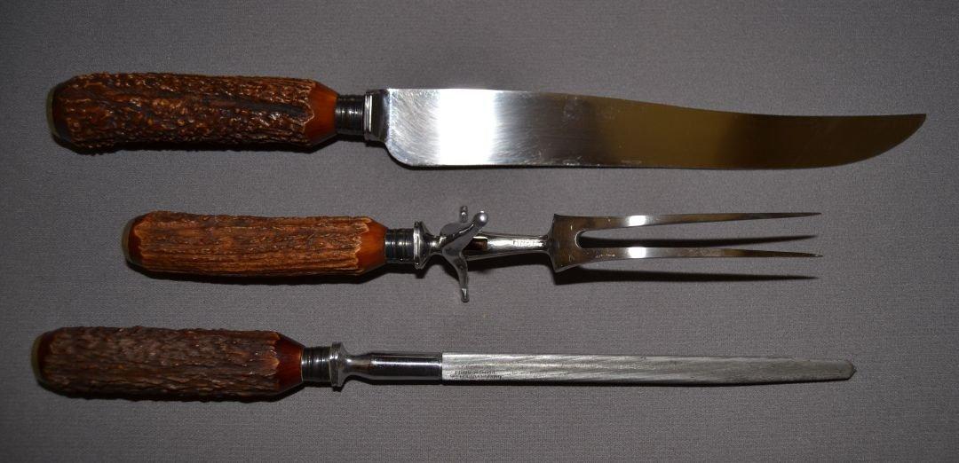 CARVING KNIVES - 3