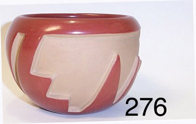 276: SANTA CLARA POTTERY BOWL