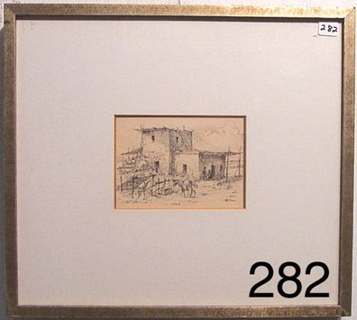 282: WESTERN SKETCH