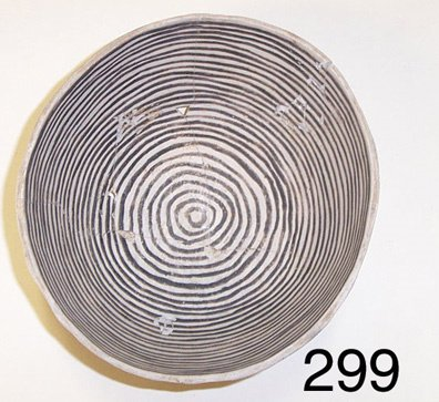299: KAYENTA POTTERY BOWL