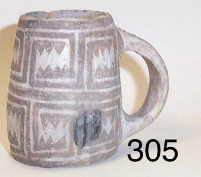 305: MESA VERDE POTTERY MUG