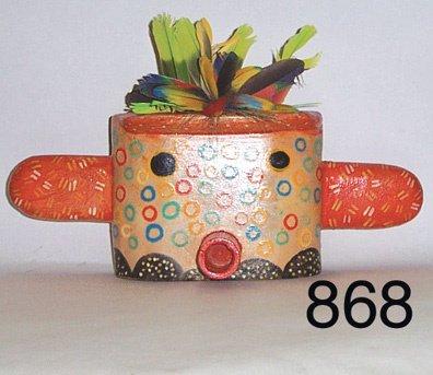868: HOPI WALL MASK