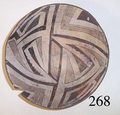 268: MIMBRES POTTERY BOWL