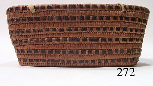 272: KLIKITAT BASKETRY CONTAINER
