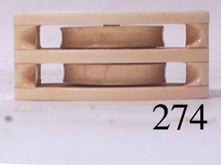 274: ESKIMO BONE PULLEY