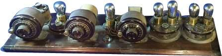 "Atwater Kent Bread Board Radio Model AK12 TA -  34"""