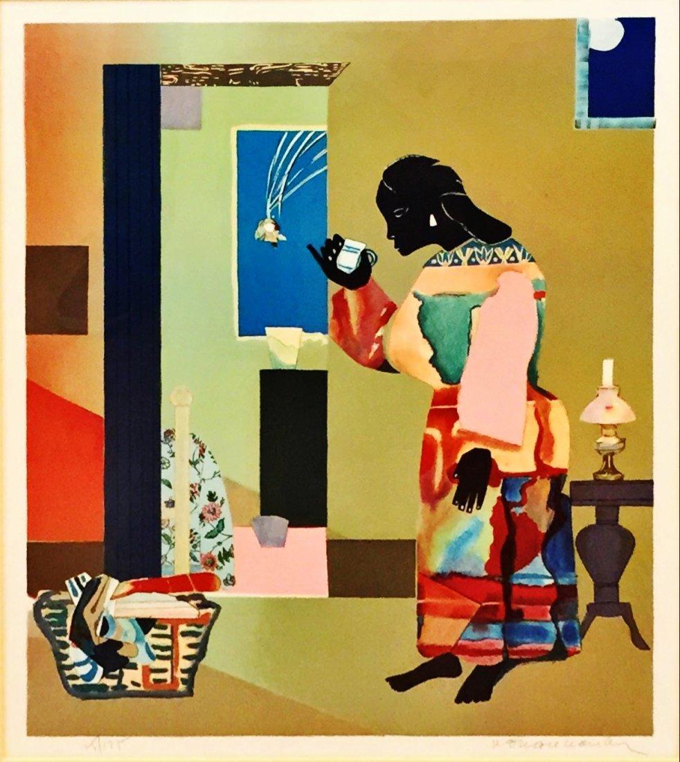 ROMARE BEARDEN (1911 - 1988)