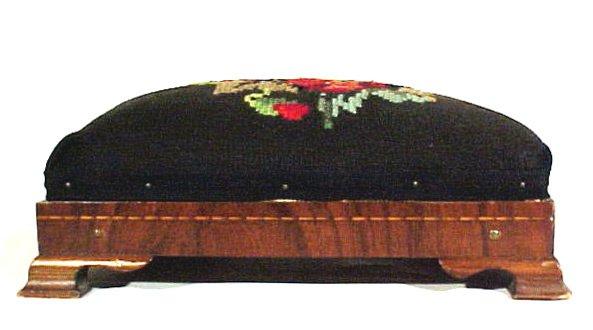 14: 19th Century Miniature Footstool Sample