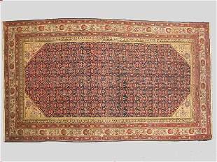 A Persian Malayer Oriental rug.