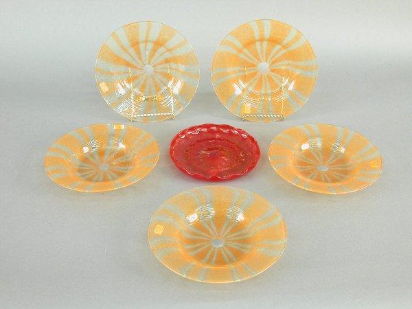 415B: Six Nash plates consisting of 5 matchin