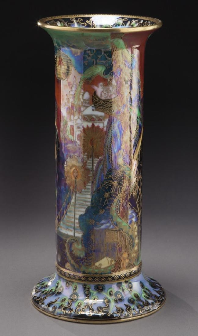 Wedgwood fairyland lustre vase,