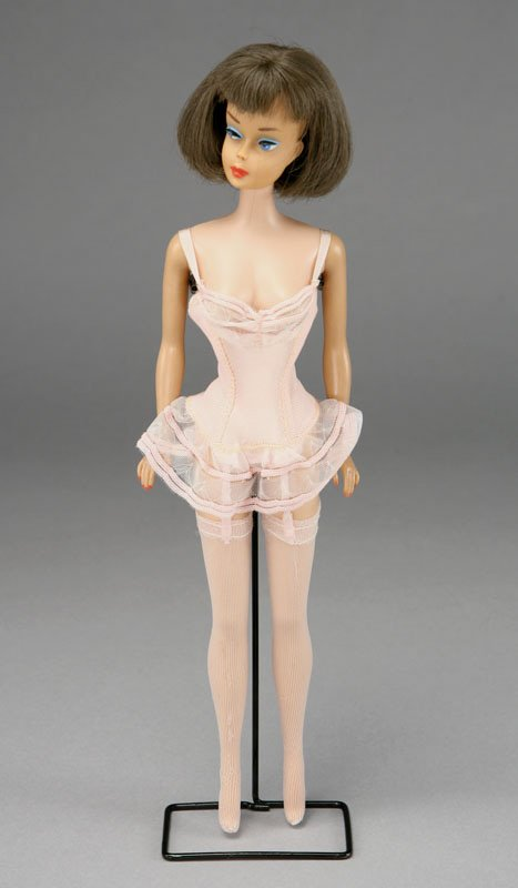 "8: Barbie bendable leg ""American Girl"" mint,"