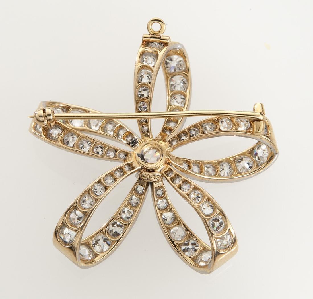 Belle Epoque platinum, 18K rose gold and diamond - 2