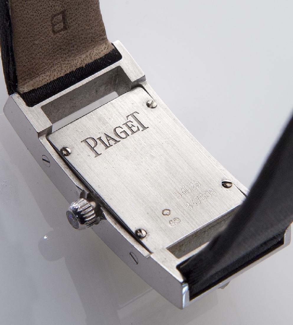 Piaget 18K gold and diamond wristwatch - 3