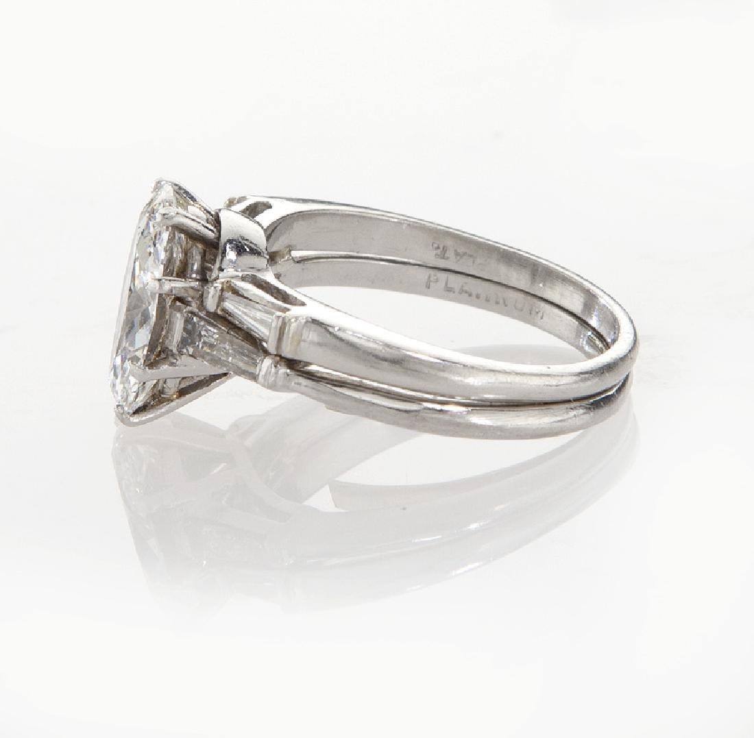 Fred Joaillier platinum & 1.77 ct. (GIA) diamond - 3