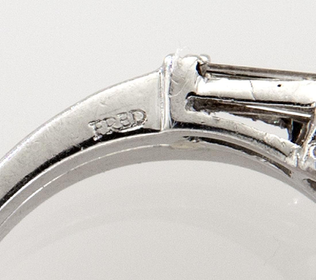Fred Joaillier platinum & 1.77 ct. (GIA) diamond - 5