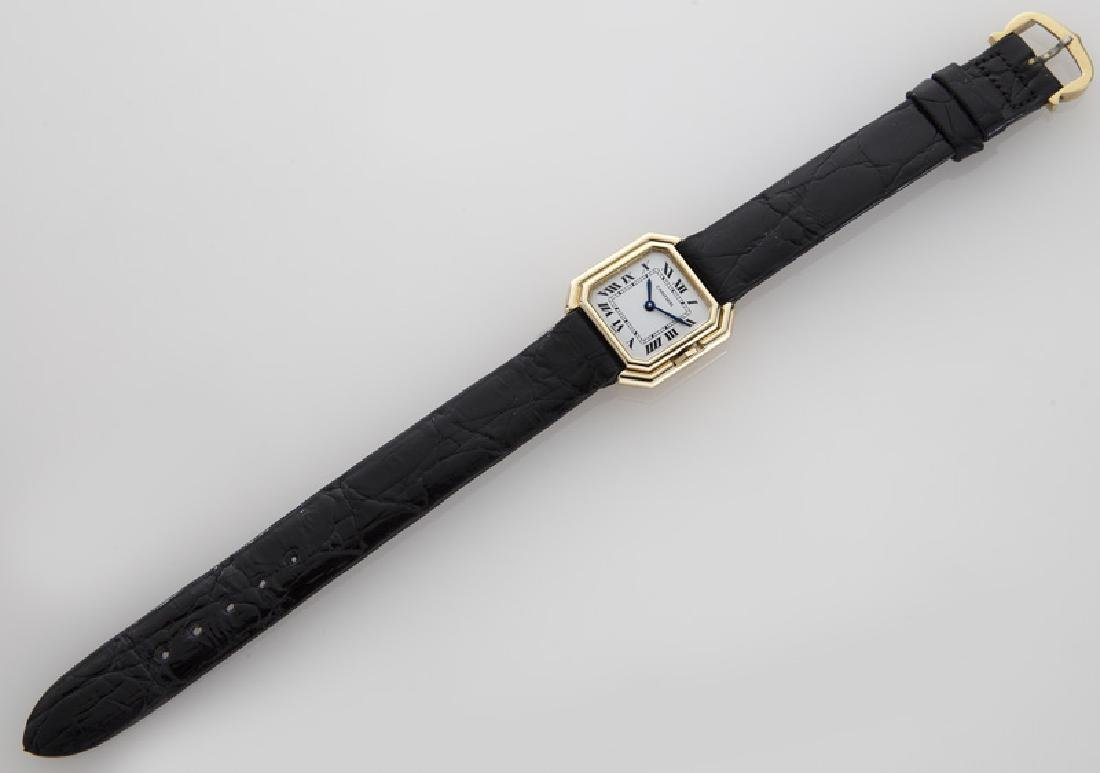 Cartier 18K gold Ceinture wristwatch - 3