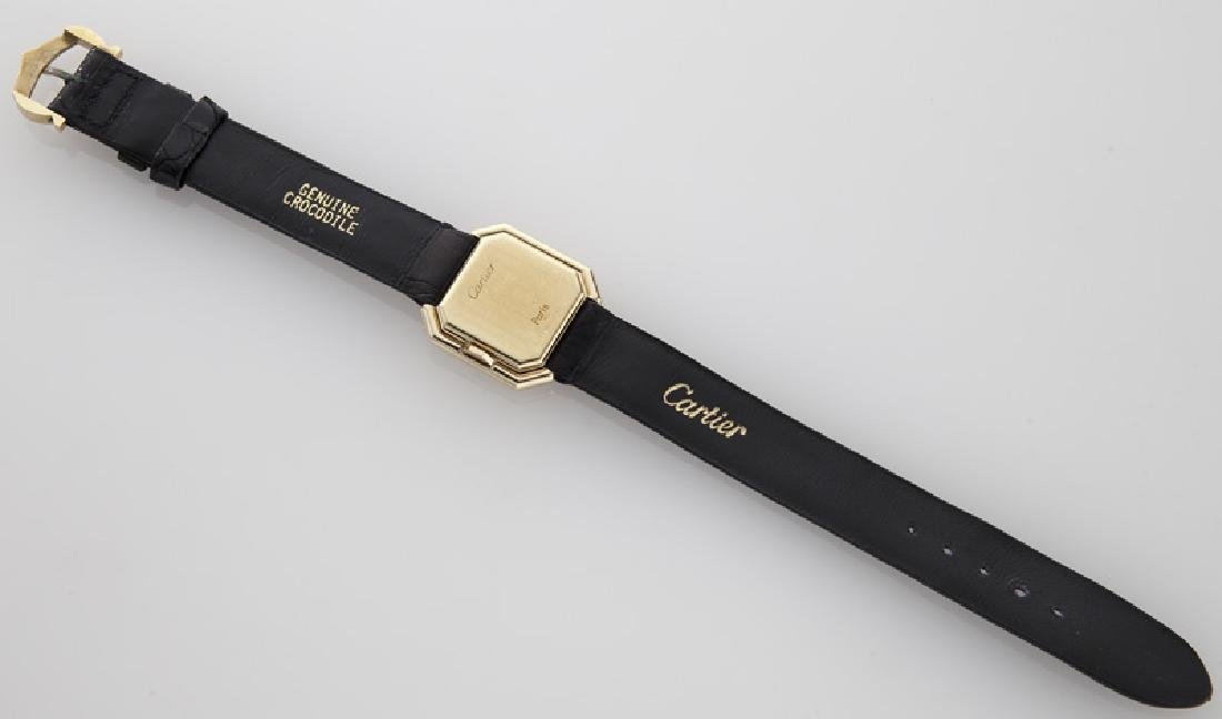 Cartier 18K gold Ceinture wristwatch - 5