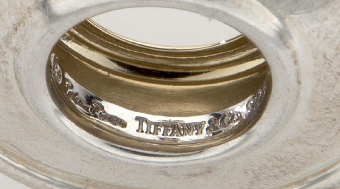 Paloma Picasso for Tiffany & Co. 18K/sterling set, - 3